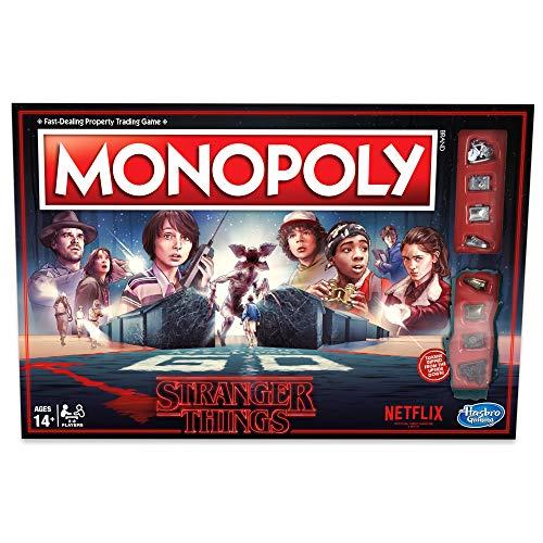 Monopoly de Stranger Things, Inglés