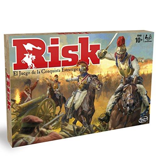Hasbro Gaming Juego de mesa Risk, Hasbro B7404105