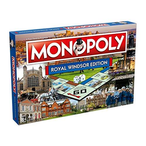 Juegos de Mesa Regional Monopoly (Idioma español no garantizado)