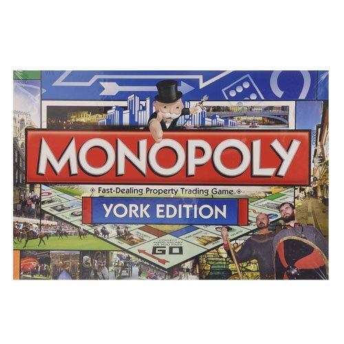 Top Trumps Monopoly - Edición York, versión en inglés (Winning Moves 16742)