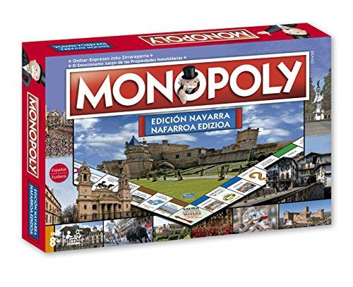Eleven Force Monopoly Navarra (63386), Multicolor, Ninguna