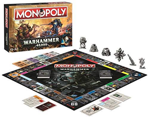 Winning Moves 035484 Warhammer Monopoly