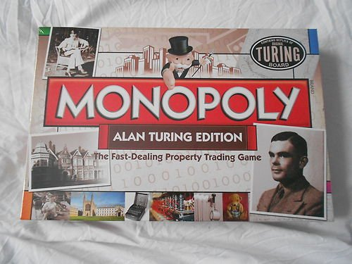 Alan Turing Monopoly