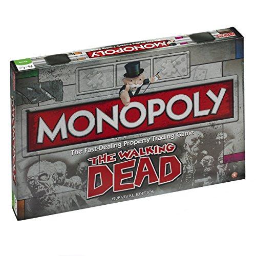 Monopoly - The Walking Dead [Importado de Inglaterra]
