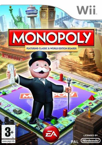 Monopoly (Wii) [Importación inglesa]