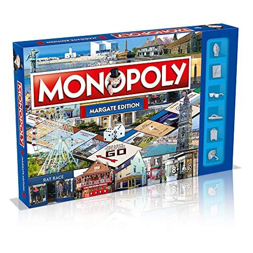 Winning Moves Juegos de Mesa Regional Monopoly (Idioma español no garantizado)