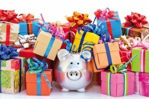 planificar las compras de navidad