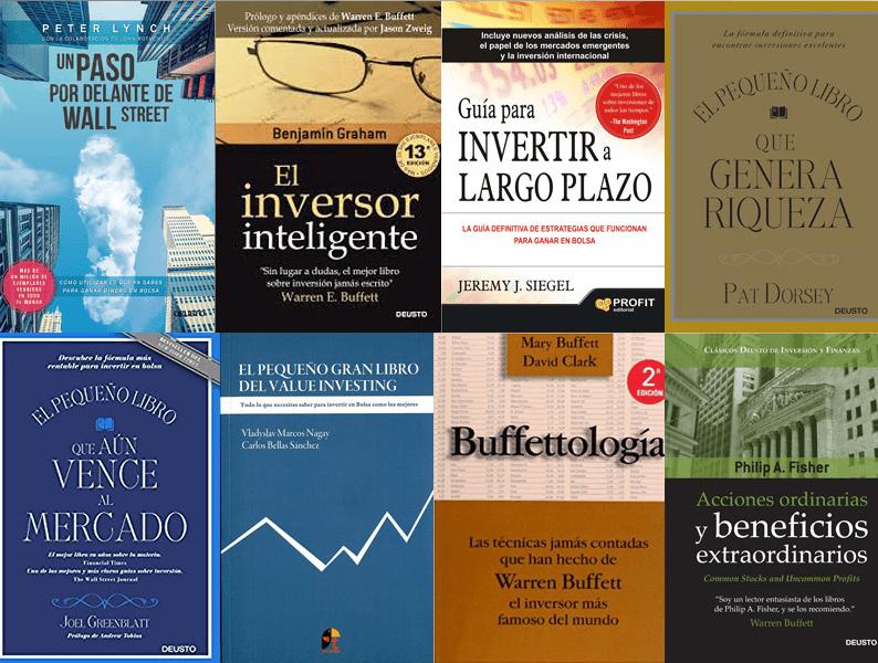 libros de inversión