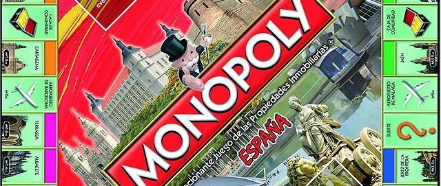 Monopoly Lugares