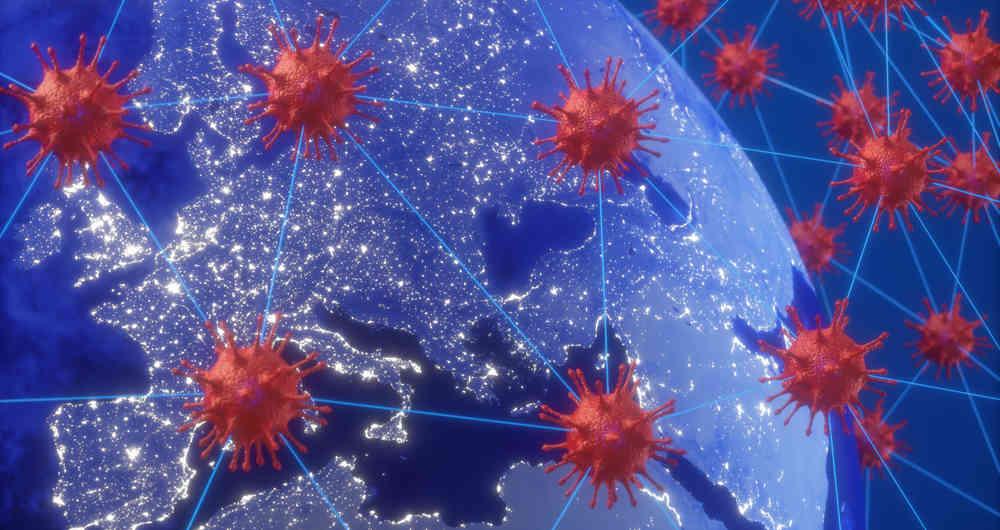 historia de una pandemia